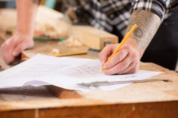 tømrer københavn - entreprise