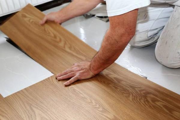 tømrer københavn - vinyl gulv