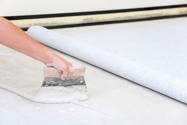 tømrer københavn - linoleum gulv